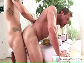 Muscled guy getting his ass fucked hard and deep By Massagevictim