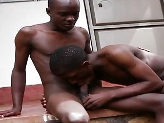 A Whoop Round The World Of Gay African Sex