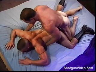 My gay lover was never this passionate when he butt fucked me, I don't know what came over him