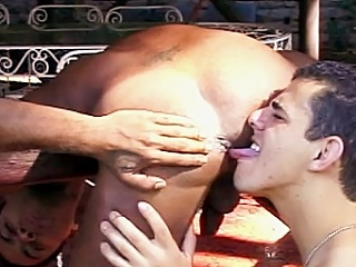 Be imparted to murder clip starts with two buffed gay Latinos showing off their hard...