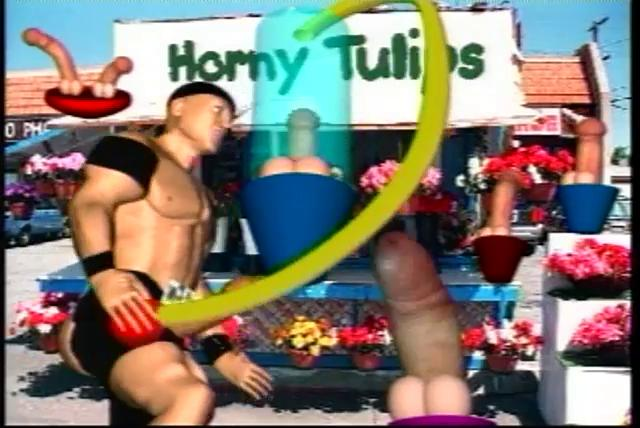 Hardcore gay 3d cartoon sex action!