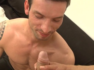 Cute stud gets an fundamental principle anal drilling from horny hunk