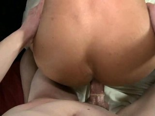 Straight misdirect assfucks muscled gay lady's man